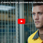Liebherr-International Deutschland: Portrait of slewing bearings, gearboxes and rope winches