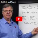 RULMECA Corporation: How To Calculate Belt Pull and Power