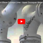 HammerTek: Smart Elbow Conveys Lime – Upper Occoquan Water Reclamation Plant (Wastewater)