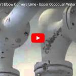 HammerTek: Smart Elbow Conveys Lime – Upper Occoquan Water Reclamation Plant (Wastewater)