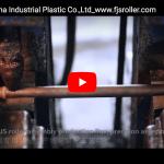 Henan North China Industrial Plastic Co.,Ltd.: FJS Super Low Noise Conveyor Roller