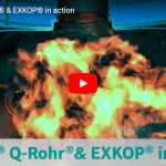 REMBE: Explosion Protection – REMBE® Q-Rohr® & EXKOP® in action