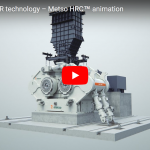 Metso: Evolution of HPGR technology – Metso HRC™ animation