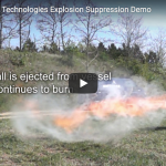 HOERBIGER – IEP Technologies: Explosion Suppression Demo