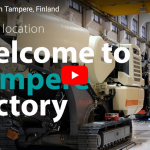 Metso: Our Factory in Tampere, Finland
