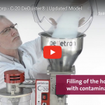Pelletron Corporation:  C-20 DeDuster® –  Updated Model