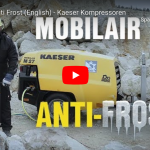Kaeser Kompressoren: Mobilair Anti Frost (English)