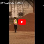 DSH Systems: Wood Pellets loading at 1,100 tph