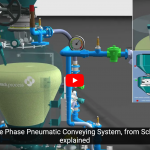 Schenck Process: Dense Phase Conveying Pneumatic Conveyor with ProPhase